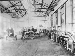 Ford Auto Factory