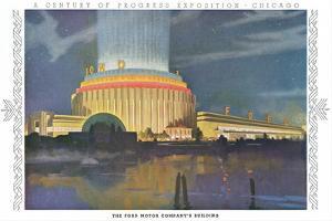 Ford Building, Chicago World Fair