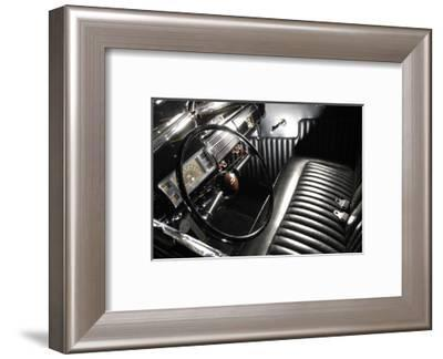 Ford Deluxe customised 1940-Simon Clay-Framed Photographic Print