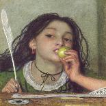The Irish Girl, 1860-Ford Madox Brown-Premier Image Canvas