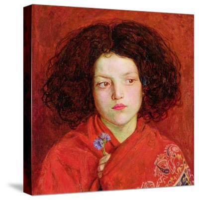 The Irish Girl, 1860