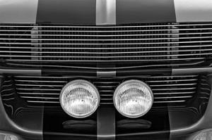 Ford Mustang Grill & Headlamps