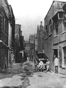 Fore Street, Lambeth, London, 19th Century
