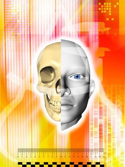 Forensic Science-PASIEKA-Photographic Print