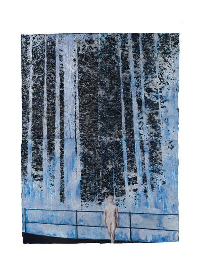 Forest- 4 Hours of Daylight, 2009-Graham Dean-Giclee Print