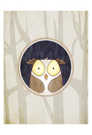 Forest Animals 2-Kimberly Allen-Art Print
