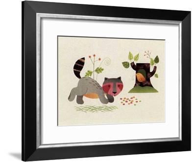 Forest I--Framed Art Print