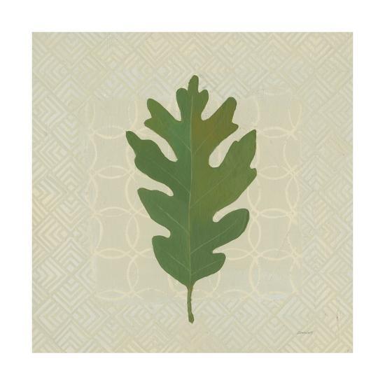 Forest Leaves II no Lines-Kathrine Lovell-Art Print