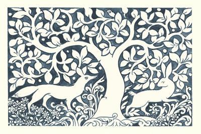 Forest Life III-Miranda Thomas-Art Print