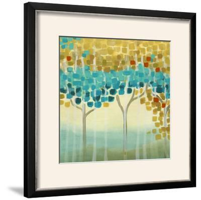 Forest Mosaic II-Erica J^ Vess-Framed Photographic Print