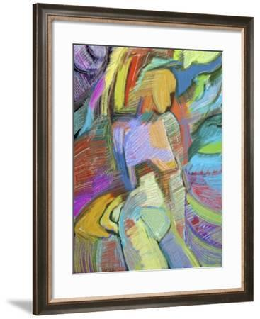 Forest Nymph-Diana Ong-Framed Giclee Print
