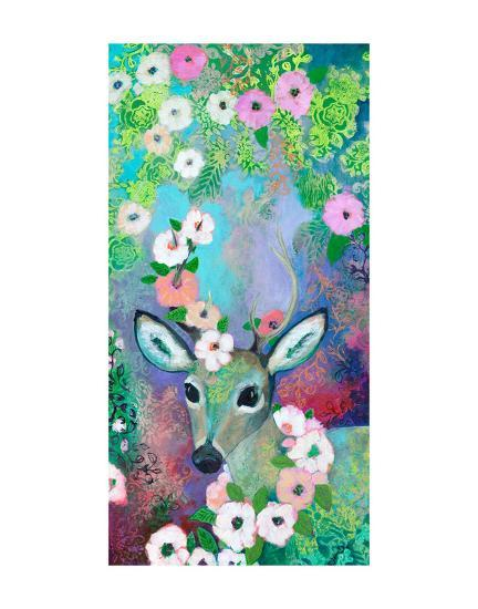 Forest Prince-Jennifer Lommers-Art Print