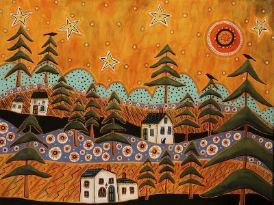 Forest Refuge 1-Karla Gerard-Giclee Print