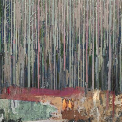 Forest's Edge, 2017-David McConochie-Giclee Print