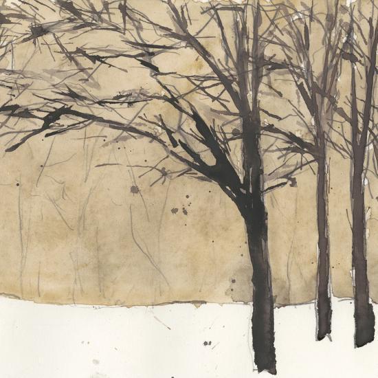 Forest Sketch II-Samuel Dixon-Premium Giclee Print