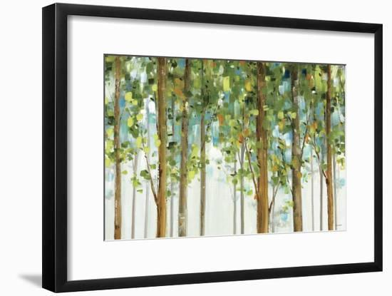 Forest Study I Crop-Lisa Audit-Framed Premium Giclee Print