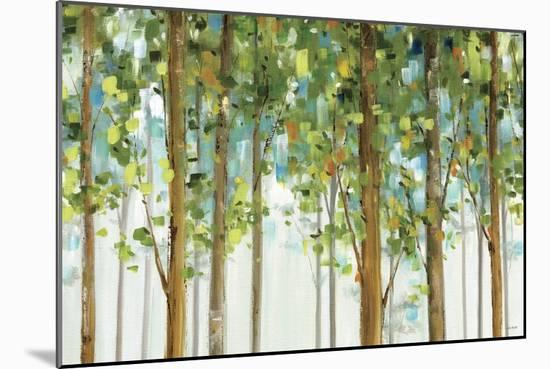 Forest Study I Crop-Lisa Audit-Mounted Premium Giclee Print