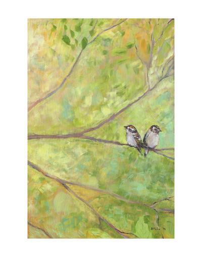 Forest Treasures Part I-Jennifer Lommers-Art Print