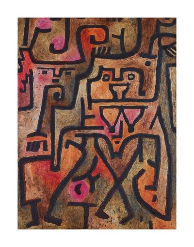 Forest Witches, 1938-Paul Klee-Premium Giclee Print