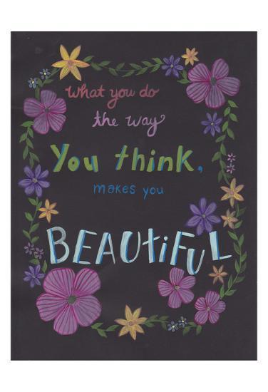 Forever Beautiful-Pam Varacek-Art Print