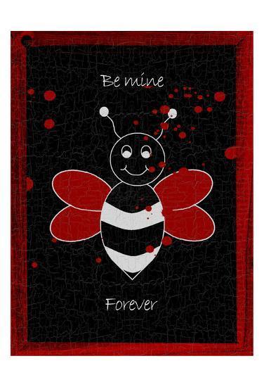 Forever Bee-Sheldon Lewis-Art Print