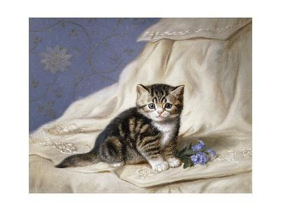 Forget-Me-Not-Horatio Henri Couldery-Giclee Print