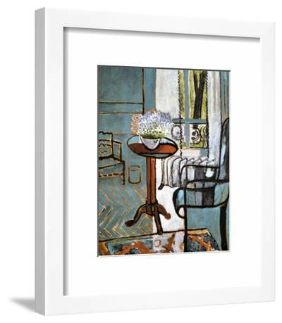 Forget-Me-Nots in the Window-Henri Matisse-Framed Giclee Print