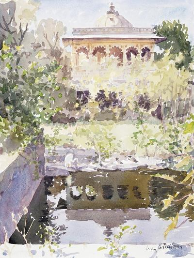 Forgotten Palace, Udaipur, 1999-Lucy Willis-Giclee Print