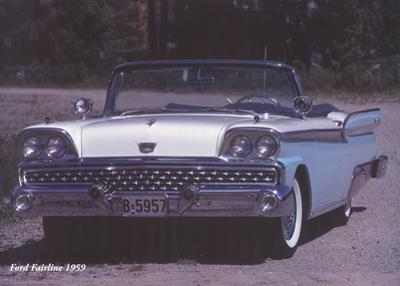 Ford Fairline 1959