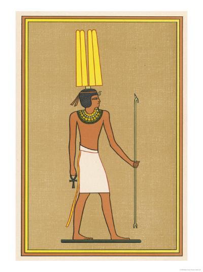 Form of Horus--Giclee Print
