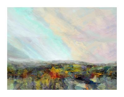 Formations Big Sky I-Michael Tienhaara-Giclee Print