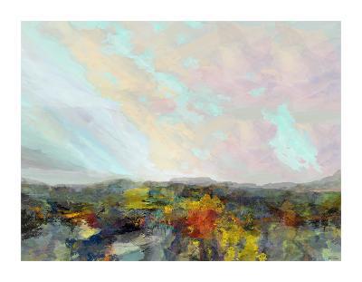Formations Big Sky II-Michael Tienhaara-Giclee Print