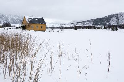 Fornes, Vesteralen Islands, Arctic, Norway, Scandinavia-Sergio Pitamitz-Photographic Print