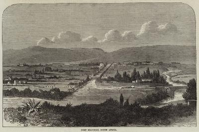 Fort Beaufort, South Africa--Giclee Print