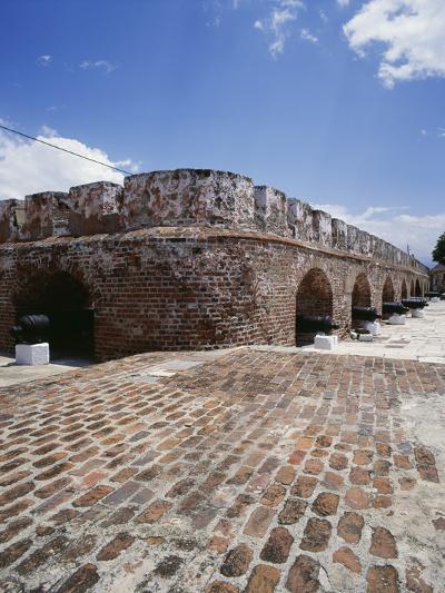 Fort Charles, Port Royal, Jamaica--Photographic Print