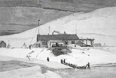 Fort Conger, Frinnell Land, May 20, 1883, Pub. London 1886-J. Steeple Davis-Giclee Print