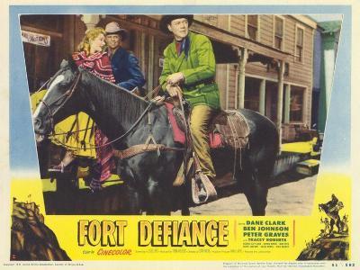 Fort Defiance, 1951--Art Print