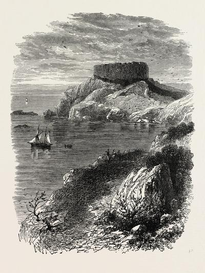Fort Dumpling, New Plymouth, USA, 1870S--Giclee Print