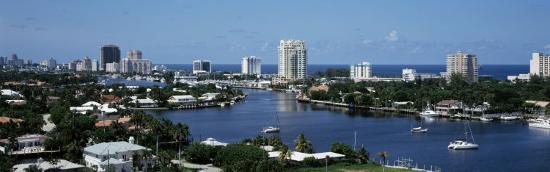 Fort Lauderdale, Florida, USA--Photographic Print