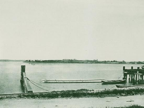Fort Mchenry, Baltimore--Photographic Print