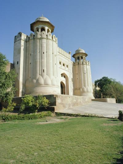 Fort or Citadel, Lahore, Pakistan-Robert Harding-Photographic Print