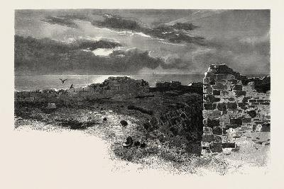 Fort Prince of Wales, Canada, Nineteenth Century--Giclee Print