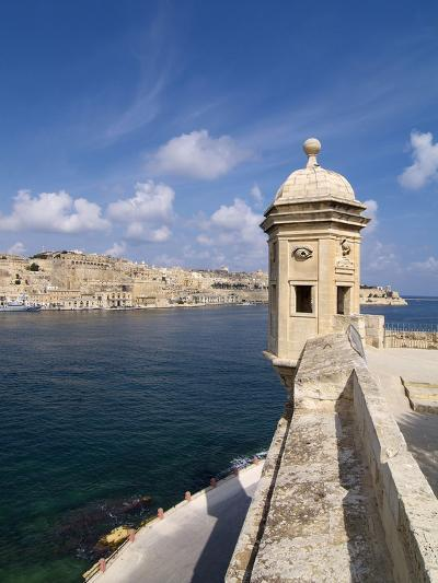 Fort St. Michael, Senglea, Grand Harbour, Valletta, Malta, Mediterranean, Europe-Hans Peter Merten-Photographic Print