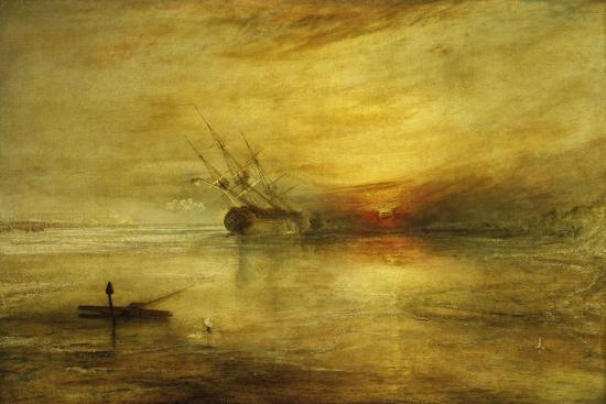 Fort Vimieux-J^ M^ W^ Turner-Giclee Print