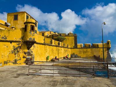 Fortaleza De Sao Tiago, Funchal, Madeira, Portugal, Europe-Michael Runkel-Photographic Print