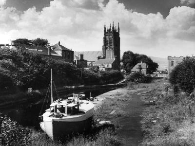 Forth - Clyde Canal--Photographic Print