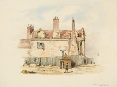 Forth House - Back View-Samuel Bilston-Giclee Print