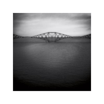 Forth Rail Bridge II-Jamie Cook-Giclee Print