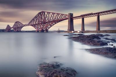 Forth Rail Bridge-Martin Vlasko-Photographic Print