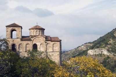 Fortress Church in Mountain Area, Asenovgrad, Rhodope Mountains, Bulgaria--Giclee Print